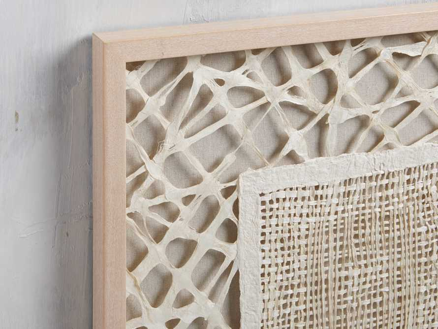 Framed Paper Weave 2