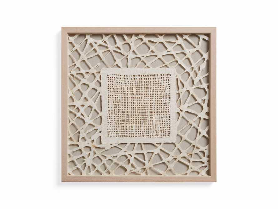 Framed Paper Weave II, slide 7 of 7