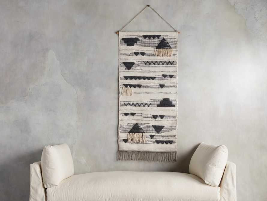 Landen Ivory Wall Hanging, slide 1 of 4