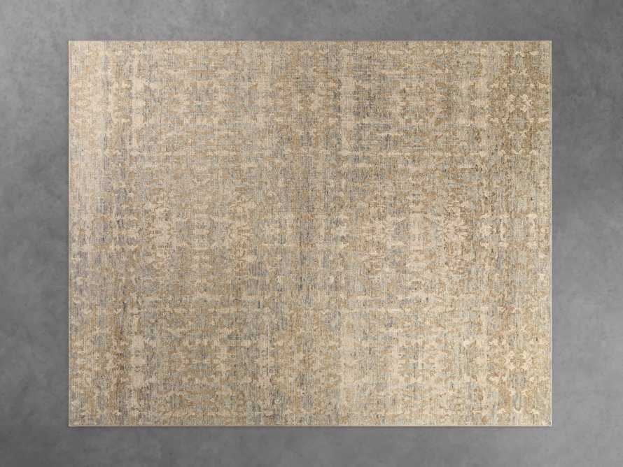 4 X 6 KEETON KHAKI RUG, slide 2 of 3