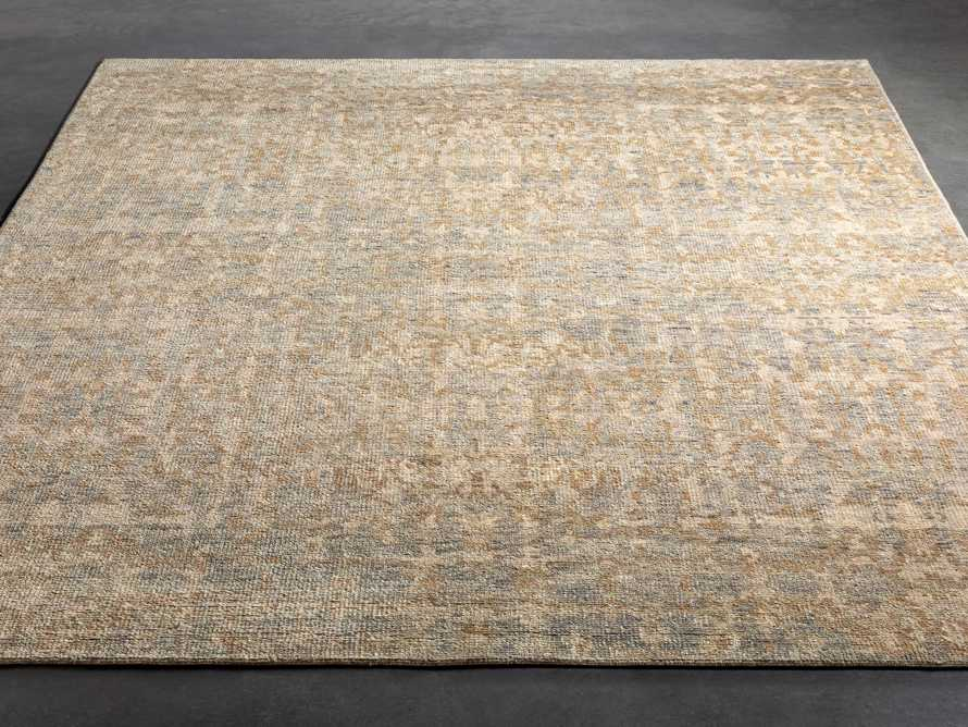 4 X 6 KEETON KHAKI RUG, slide 3 of 3