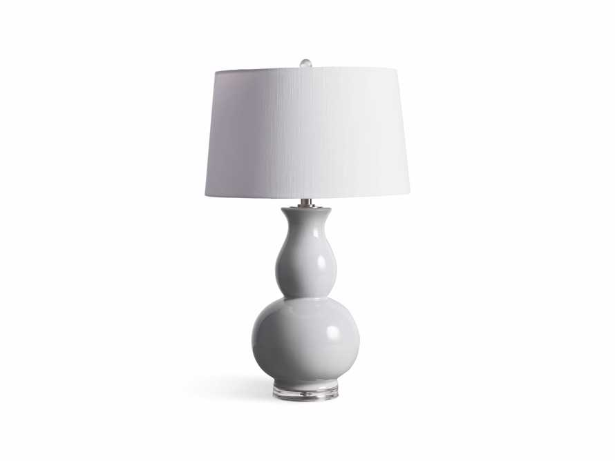 Hagen Table Lamp in Grey