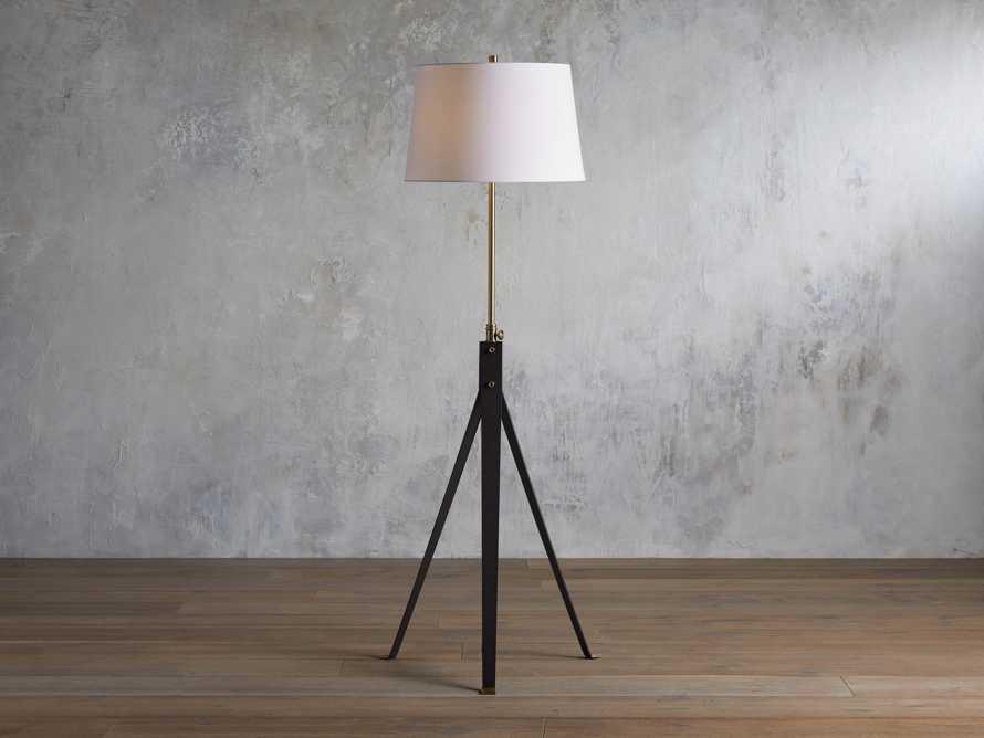 Carleton Floor Lamp, slide 1 of 4