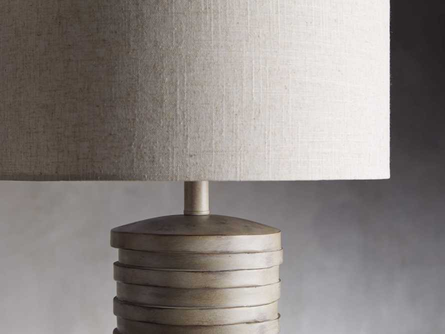 Maeve Taupe Table Lamp, slide 2 of 3