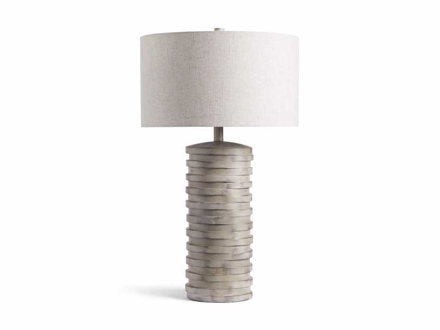 Maeve Taupe Table Lamp, slide 3 of 3