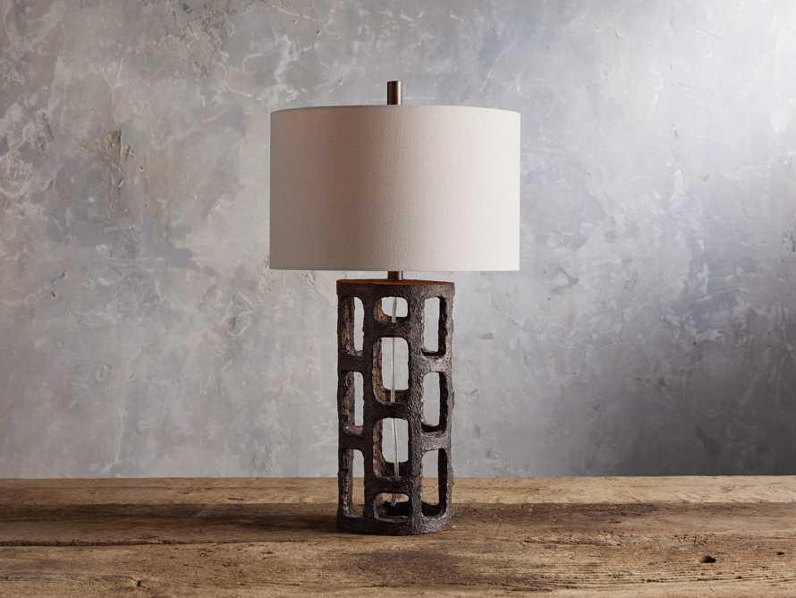 Edgerton Table Lamp, slide 1 of 3