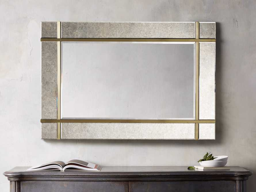 "Darlington 33"" Wall Mirror, slide 1 of 3"