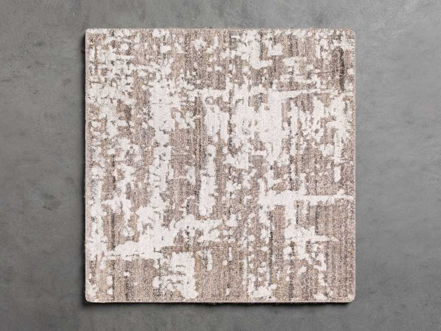 18X18 MADISON TAUPE RUG SWATCH, slide 1 of 1