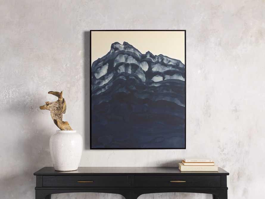 Mountain Shadow Framed Print I, slide 1 of 5
