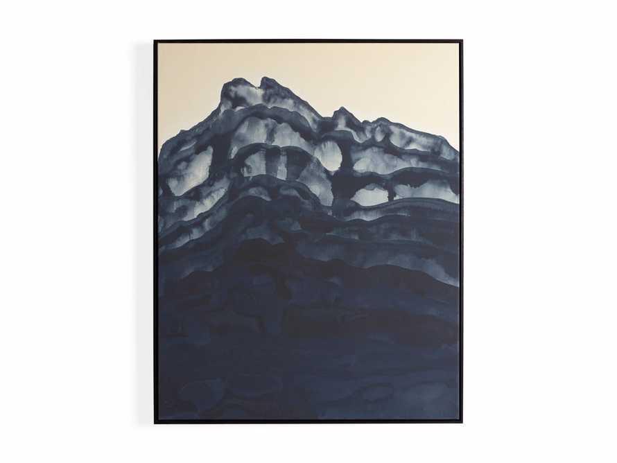 Mountain Shadow Framed Print I, slide 5 of 5