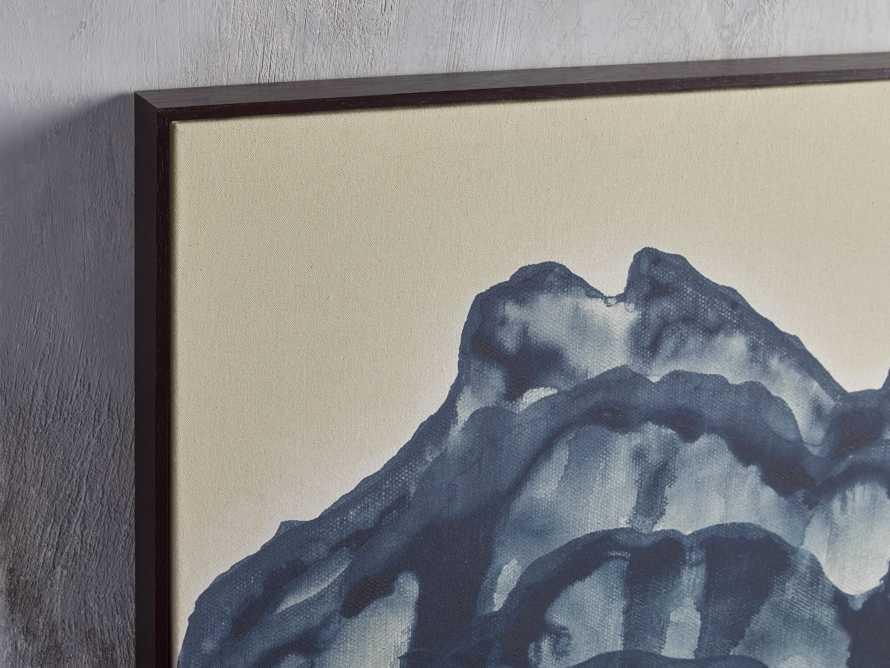 Mountain Shadow Framed Print I, slide 2 of 5