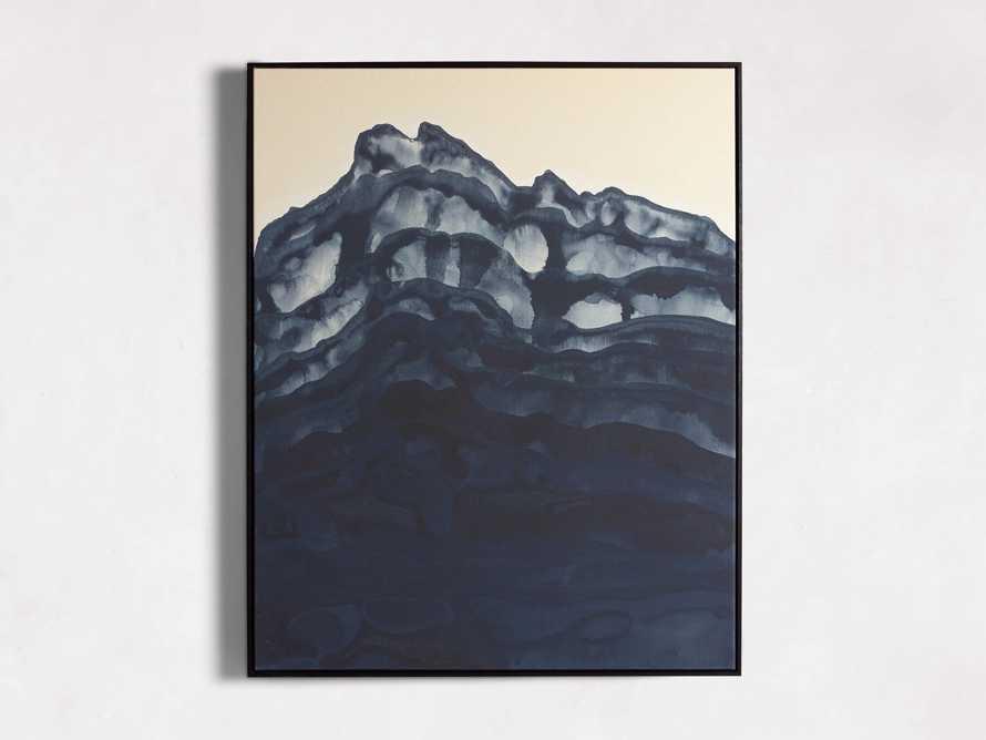 Mountain Shadow Framed Print I, slide 4 of 5