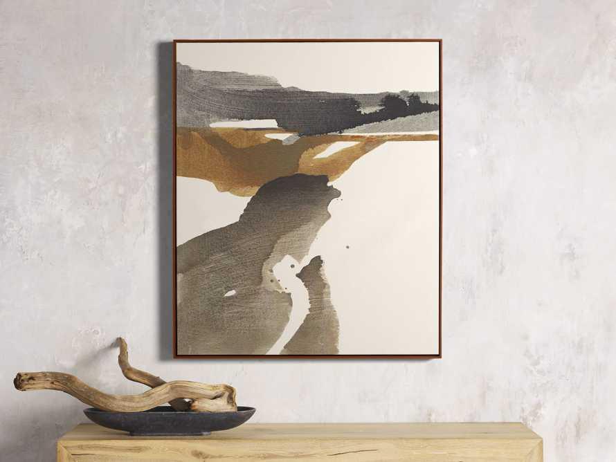 Burgeoning Framed Print, slide 1 of 5