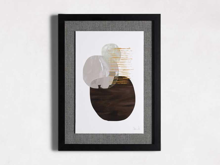 Shape Study Framed Print II, slide 3 of 5