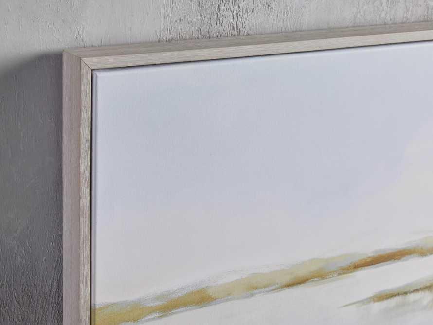 Floating Coast Framed Print, slide 2 of 5