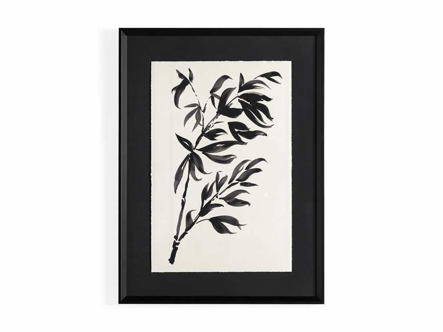 Caligraphy Botanical Framed Print I, slide 7 of 7