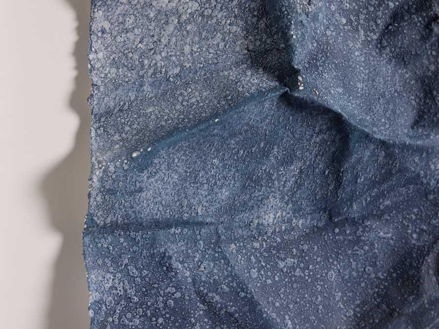 Denim Abstract Framed Print I, slide 1 of 5