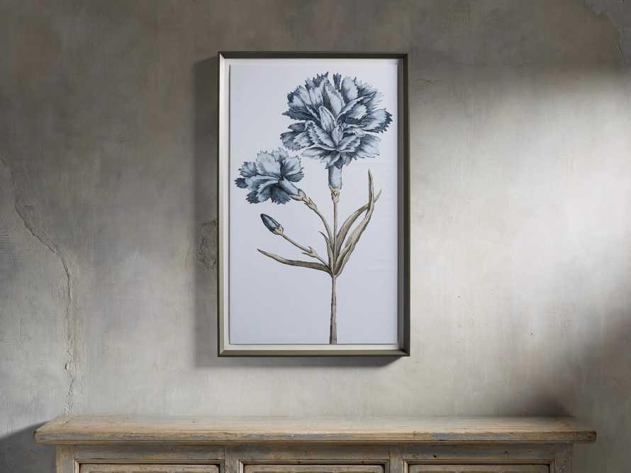 "Spring Blues 27"" Framed Print 3"