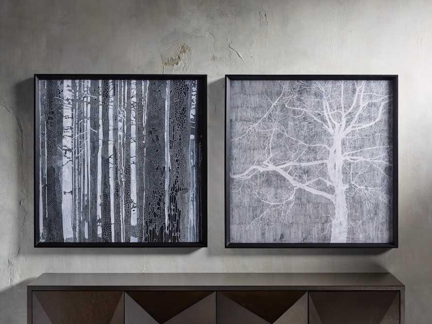 """Scarce Treescape 31"""" Framed Print, slide 3 of 5"""