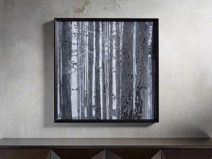 """Scarce Treescape 31"""" Framed Print, slide 1 of 5"""