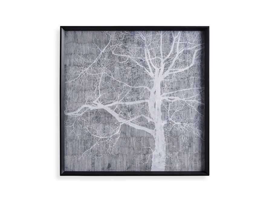 "Shadowy Treescape 31"" Framed Print, slide 4 of 5"