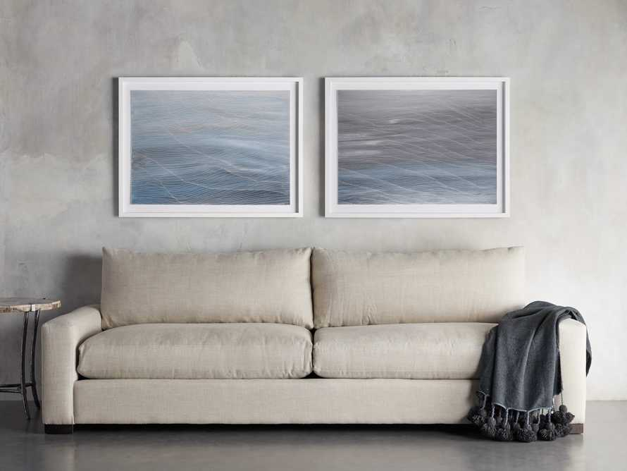 Out To Sea Framed Print 2