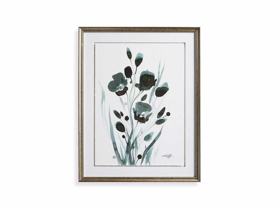 "Harmonious Petals 30"" Framed Print I, slide 4 of 4"