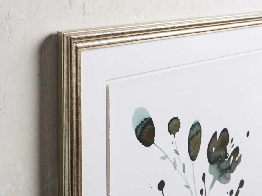 "Harmonious Petals 30"" Framed Print II, slide 2 of 4"