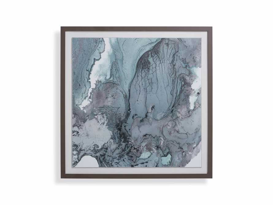 Balance Framed Watercolor Print II, slide 4 of 4