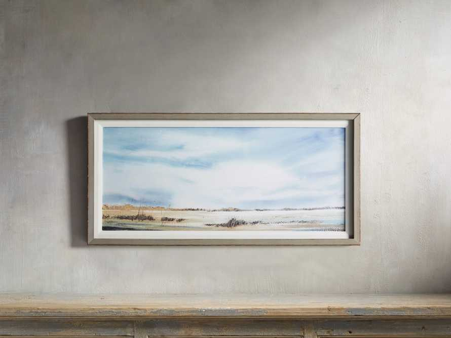 Coastal Tranquility Framed Print I, slide 1 of 3
