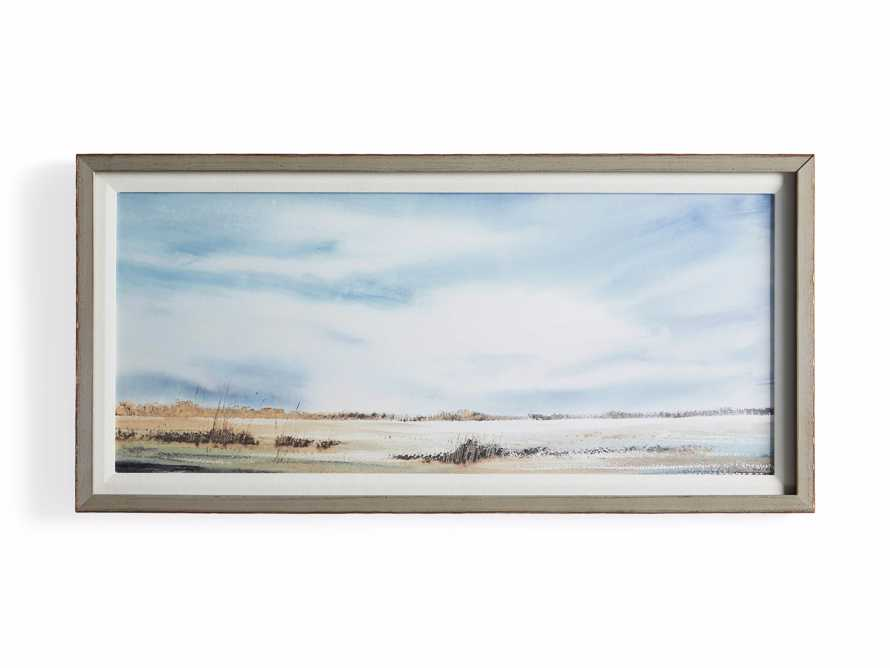 Coastal Tranquility Framed Print I, slide 3 of 3