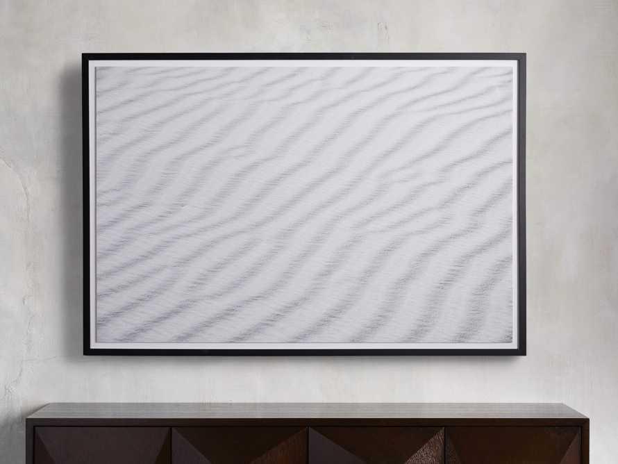 Rolling Sands Framed Print, slide 1 of 3