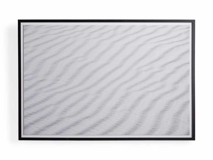 Rolling Sands Framed Print, slide 3 of 3