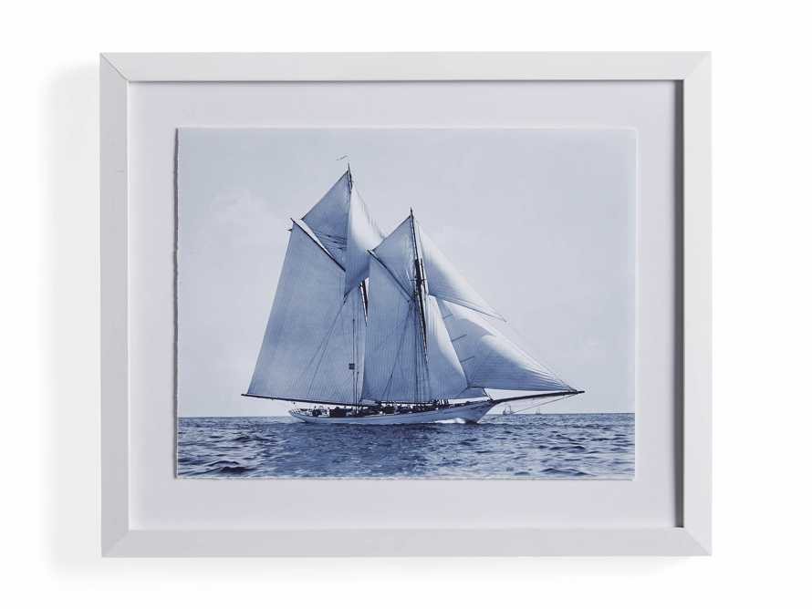 Blue Sail I Print, slide 4 of 4