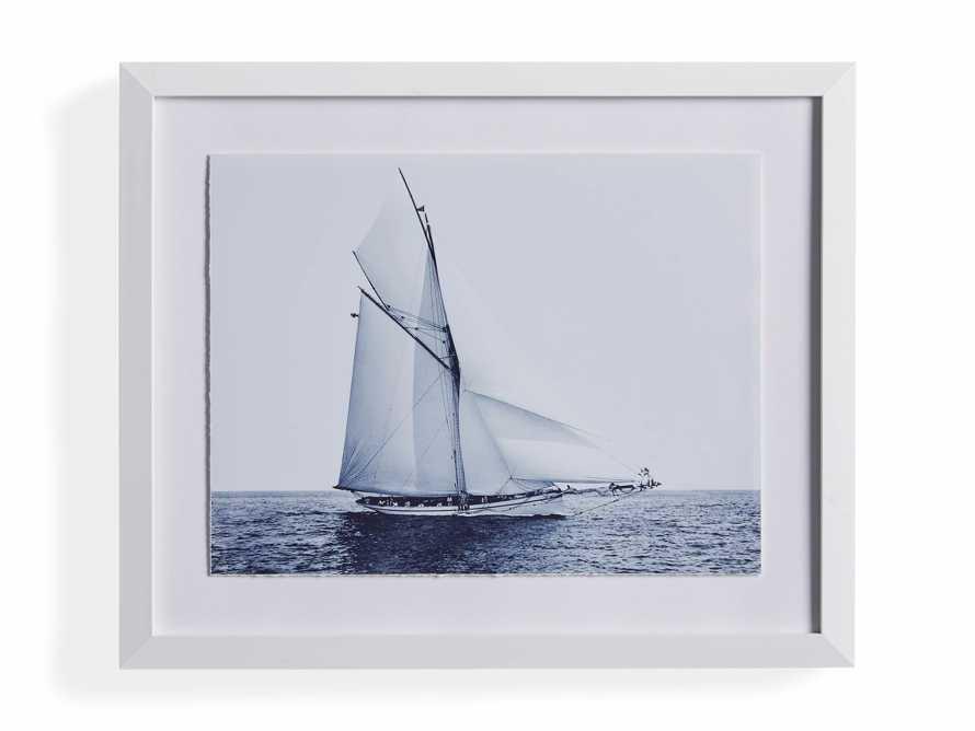 Blue Sail II Print, slide 4 of 4