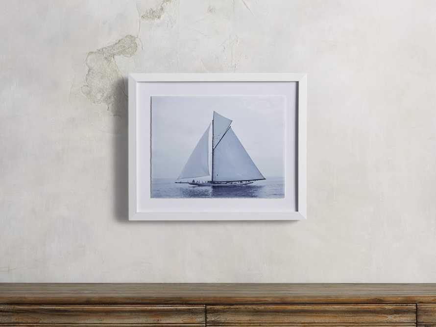 Blue Sail III Print, slide 1 of 4