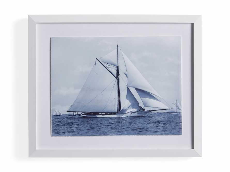 Blue Sail V Print, slide 4 of 4
