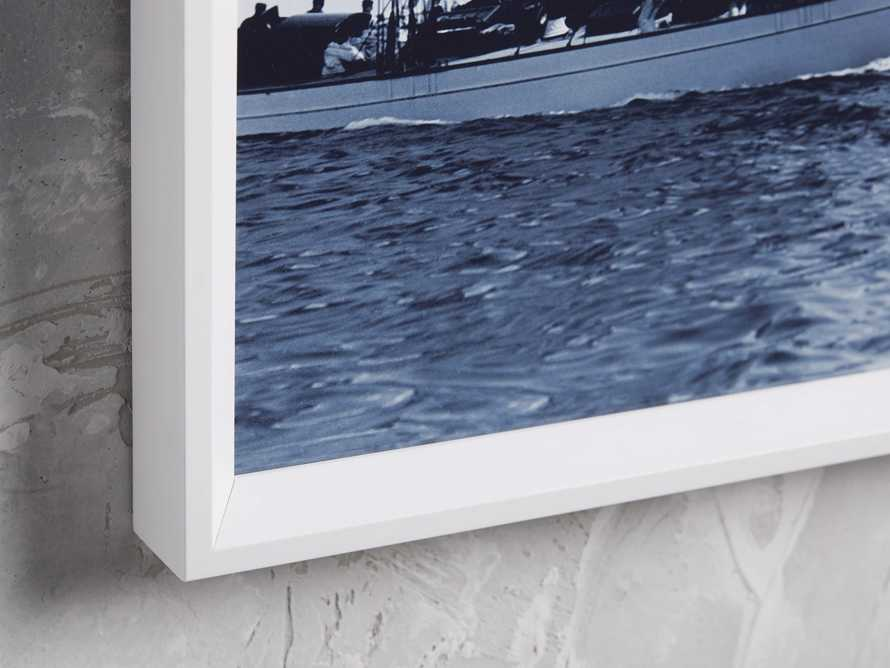 Blue Sails Triptych II Print, slide 2 of 5