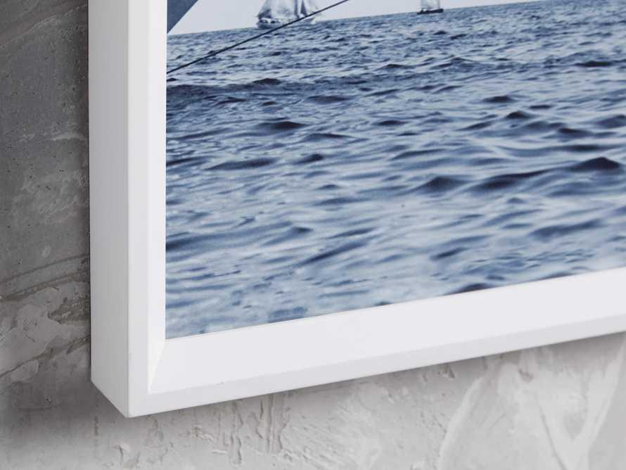 Blue Sails Triptych III Print, slide 2 of 5