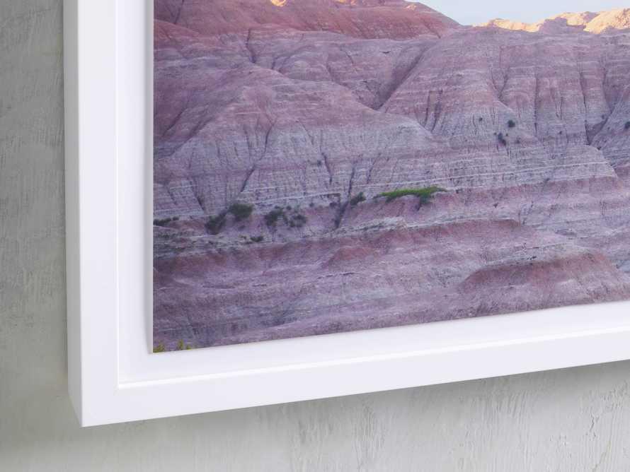 The Badlands Framed Print, slide 2 of 3