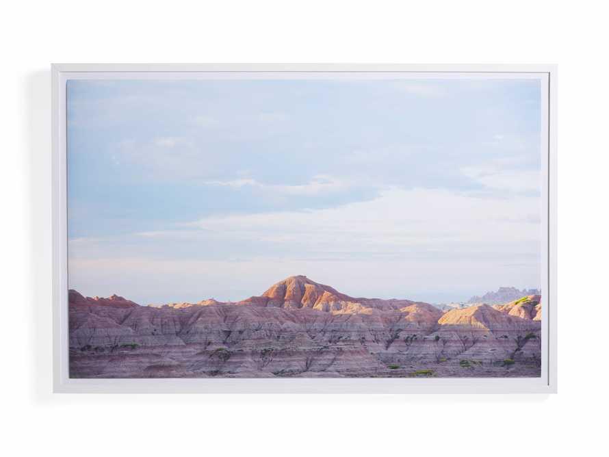 The Badlands Framed Print, slide 3 of 3