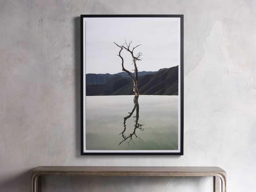 Hierve El Agua Framed Print I, slide 1 of 7
