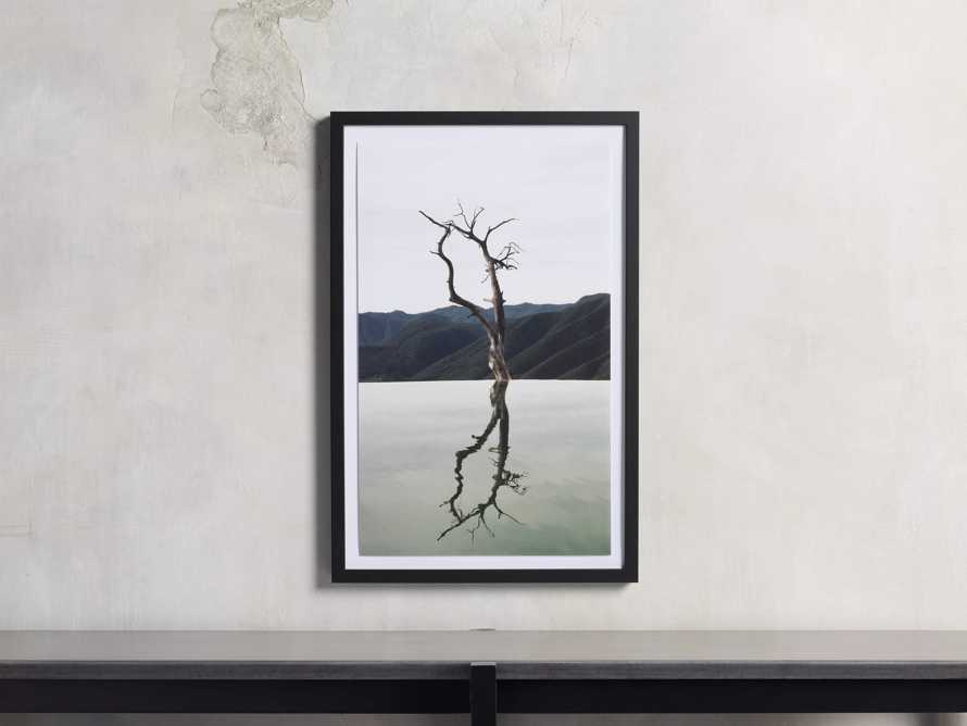Hierve El Agua Framed Print II, slide 1 of 5