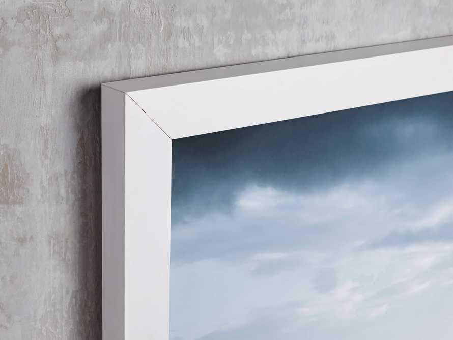 La Plage Framed Print, slide 3 of 5