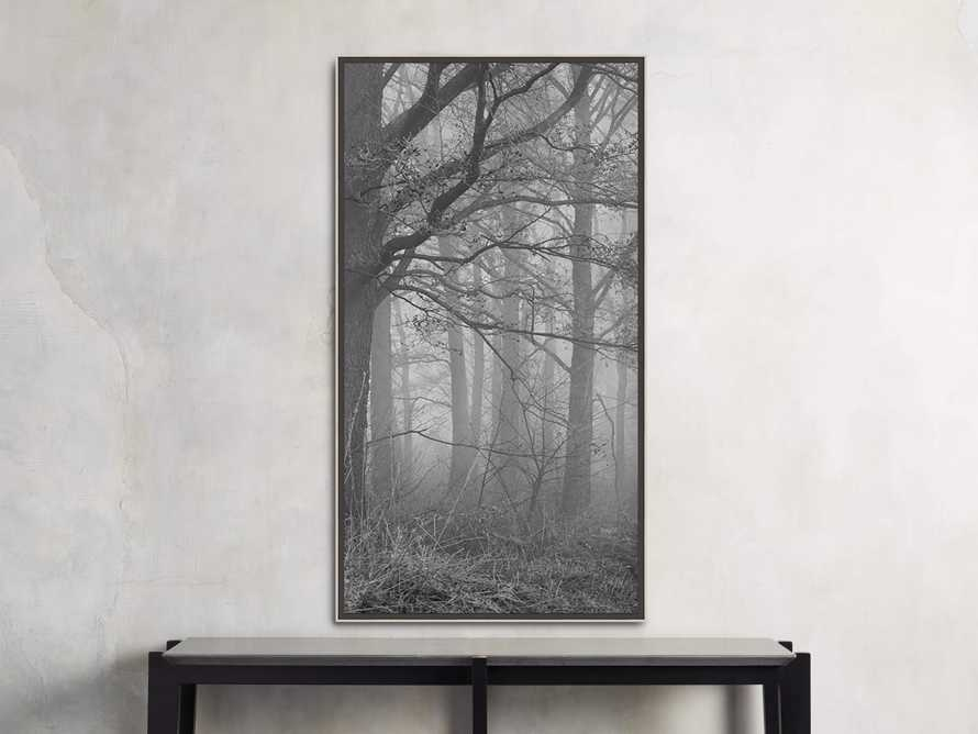 "Silver Leaf Forest 32"" X 18"" Print I, slide 1 of 3"