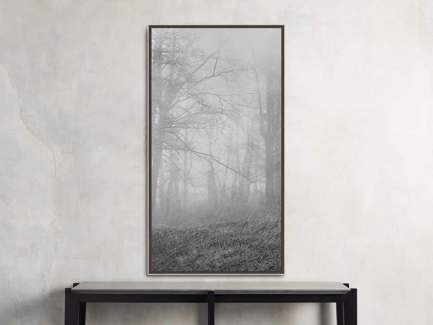 """Silver Leaf Forest 32"""" X 18"""" Print 3"""