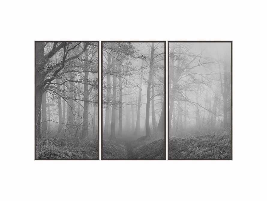 "Silver Leaf Forest 32"" X 18"" Print III, slide 3 of 3"