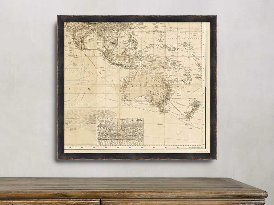 World Map Gallery Print 6