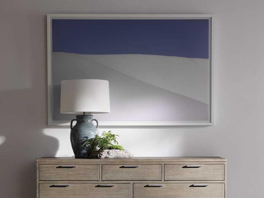 White Sands Framed Print, slide 3 of 4