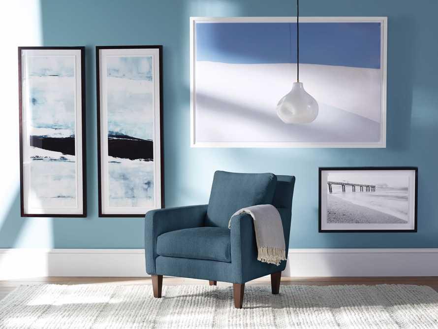 White Sands Framed Print, slide 3 of 5
